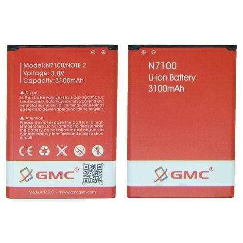 N7100 BATARYA GMC