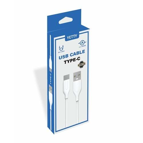 TYPE-C USB KABLO YKB-03(10LU)