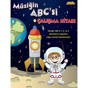 MÜZİĞİN ABCSİ ÇALIŞMA KİTABI- MÜZİK SER.