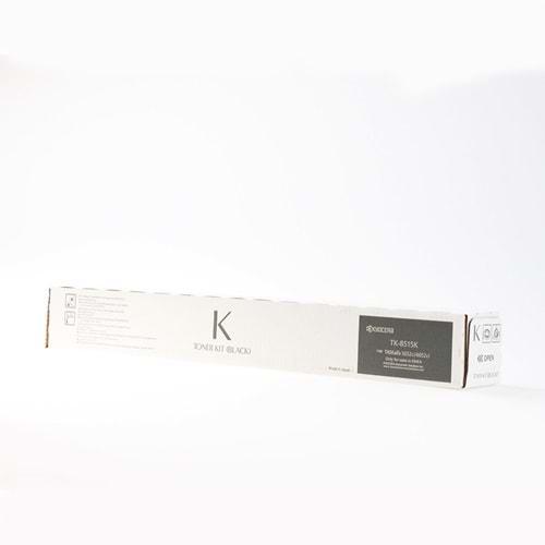 KYOCERA TK-8515K TASKALFA 5052Cİ/6052Cİ SİYAH TONER ORJİNAL 30.000 SAYFA 1T02ND0NL0