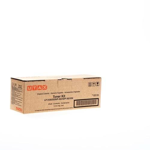 UTAX LP-3135/3335/3521 SİYAH TONER ORJİNAL 7.200 SAYFA 4413510010 / 1T02LX0UT0001