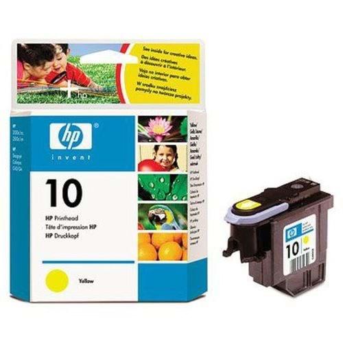 HP C4803A (10) SARI BASKI KAFASI ORJİNAL 24.000 SAYFA