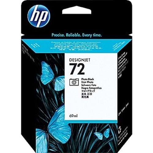 HP C9397A (72) T1100/1120/1200/1300 FOTO SİYAH KARTUŞ ORJ 69 ML