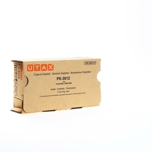UTAX / TRIUMPH-ADLER PK-3012 5531DN/5532dn/6031DN SİYAH TONER ORJİNAL 25.000 SAYFA 1T02T60UT0