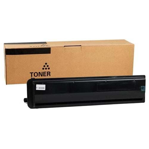 TOSHIBA T-4530D 205/255/305/355/455 SİYAH TONER MUADİL 30.000 SAYFA