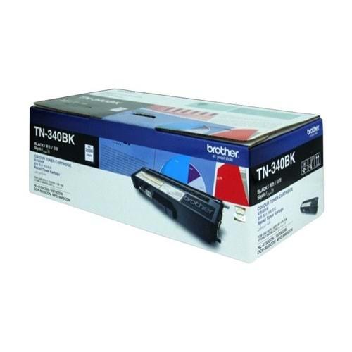 BROTHER TN-340BK HL-4150/4570/9460/9970 SİYAH TONER ORJ. 1.5K